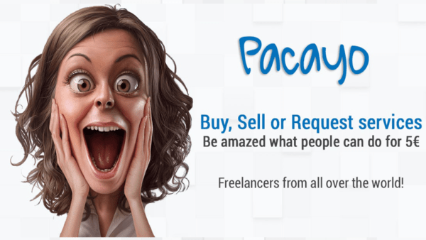 Pacayo.com - Freelancers Marketplace