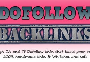 Authority Dofollow Backlinks 55 Pr9 – Rank Now!