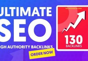 Rank Website With My Ultimate SEO Service Backlinks