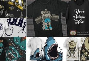 T-Shirt Design Package (Download Instantly)