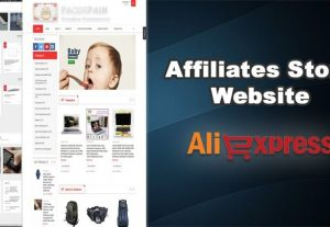 Aliexpress Affiliate Store – Earn Affiliate Commission