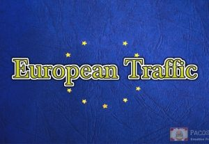 European Website Traffic For 1 Month
