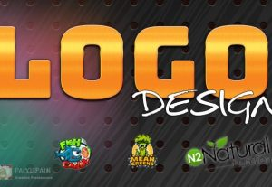 Logo Design With Awesome Premium Quality