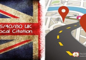 We Make Manually 25 Upto 80 UK Local Listing Citations