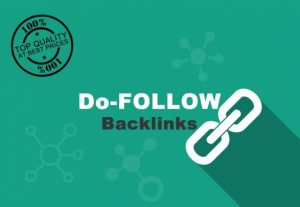 Do 10,000 active do follow backlinks for SEO