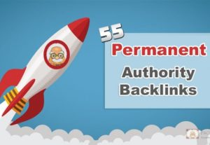 We create 55 Permanent Authority Dofollow Backlinks