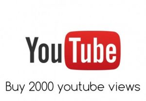 Add Real 2000+ views publicly on Youtube