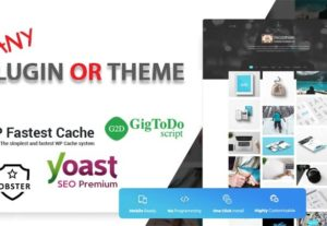 Get Any WordPress Theme Or Plugin For Your Website