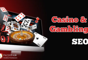 Skyrocketing Casino & Gambling SEO Package