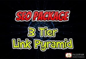 STEAL DEAL 3 Tier Pyramid Seo Package